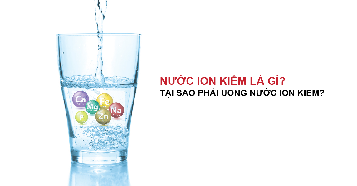 Lợi ích của nước kiềm và cách tạo nước kiềm tại nhà